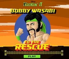 Bobby Wasabi Misiune de Salvare