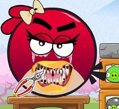 Angry Birds la Dentist