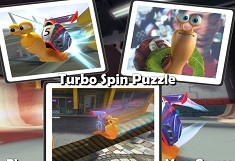 Melcul Turbo Puzzle Rotativ