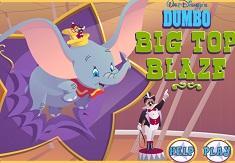 Dumbo Salveaza Clownul