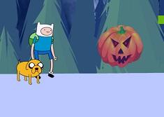 Finn si Jake Aventura de Halloween