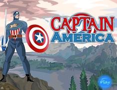 Capitanul America de Imbracat