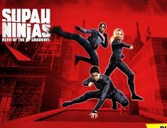 Supah Ninjas Aventura 3D
