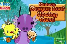 Kai Lan Cursa cu Barca Dragon