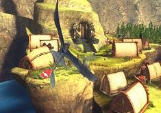 Calaretii Dragonilor Aventura 3D