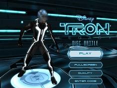 Tron Legacy Batalie cu Discuri…