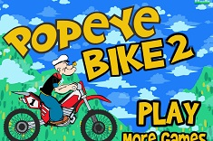 Popeye cu Motocicleta