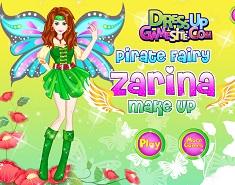 Zarina Zana Pirat la Spa