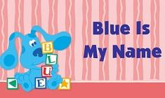 Blue Este Numele Meu