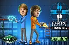 Zack si Cody Antrenamentul Gemenilor