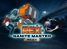 Generatorul Rex Maestrul Nanitilor