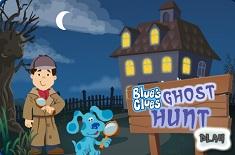 Blues Clue Vanatoarea de Fantome