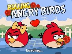 Angry Birds Rostogoleli