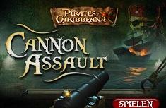 Piratii din Caraibe Batalia Tunurilor