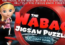 Peabody si Sherman Jigsaw Puzzle