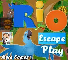 Rio 2 Evadeaza cu Blu