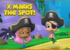 Bubble Guppies Comoara Piratilor