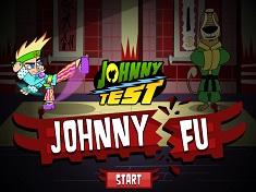 Johnny Test Kung Fu
