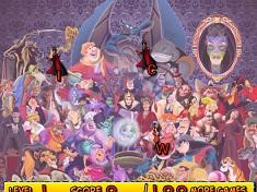 Raufacatori Disney de Tastat