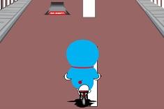 Doraemon pe Scuter