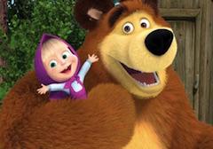 Masha si Ursul Sarituri