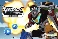 Voltron Aparator Legendar 5 Diferente