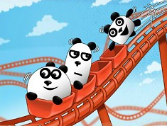 3 Panda in Lumea Basmelor