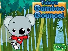 Tolle Sariturile pe Bambus