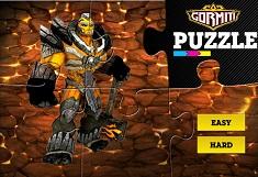 Gormiti Puzzle
