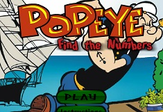 Popeye Numere Ascunse