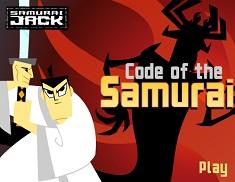 Samurai Jack Codul Samuraiului