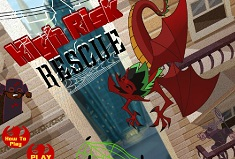 Dragonul American Misiune de Salvare
