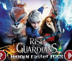 Rise of the Guardians de Pasti