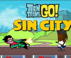 Tinerii Titani Sin City