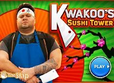 Kwakoo si Turnul Sushi