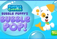 Catelusul Bubble Pup