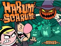 Billy si Mandy Aventura de Halloween
