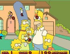 Familia Simpson de Tastat