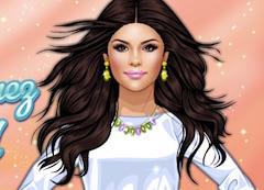 Selena Gomez Fata de Oras