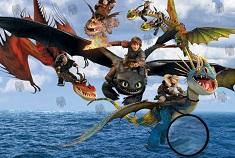 Calaretii Dragonului Gaseste Furia…