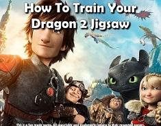 How to Train Your Dragon 2 Jigsaw