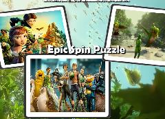 Regatul Secret Puzzle Rotativ