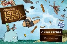 Flapjack si Piratii