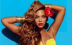 Beyonce de Colorat