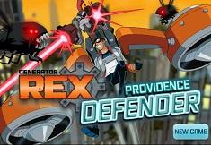 Generatorul Rex Salveaza Agentii…