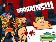 Drama Totala Invazia Zombie