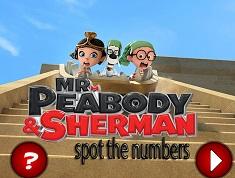 Domnul Peabody si Sherman Numere…