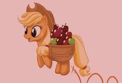Apple Jack Colecteaza Mere