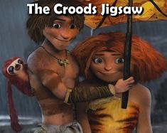 Croods Jigsaw