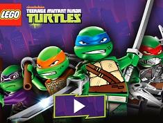 Lego Testoasele Ninja 3D